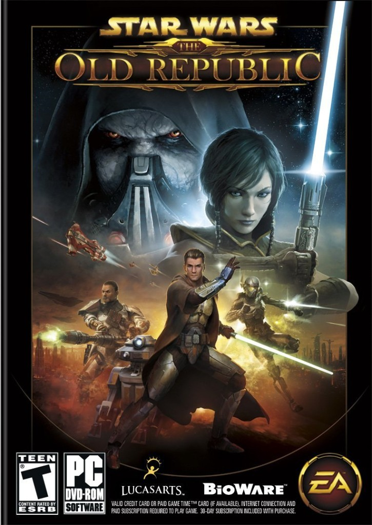 Star_Wars The Old Republic Standard Edition