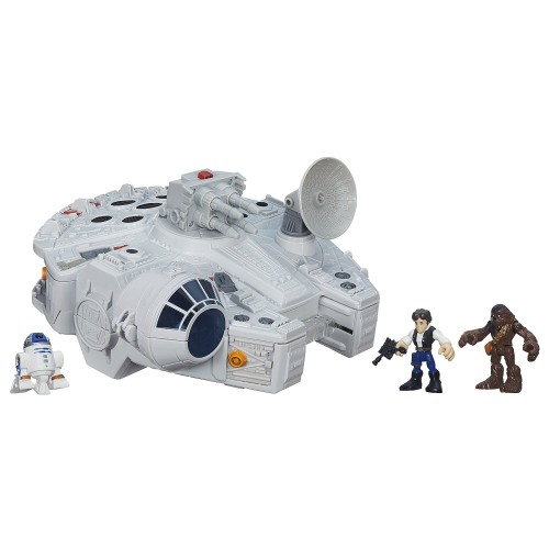 STAR WARS Jedi Force Millenium Falcon