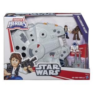 STAR WARS Jedi Force Millenium Falcon
