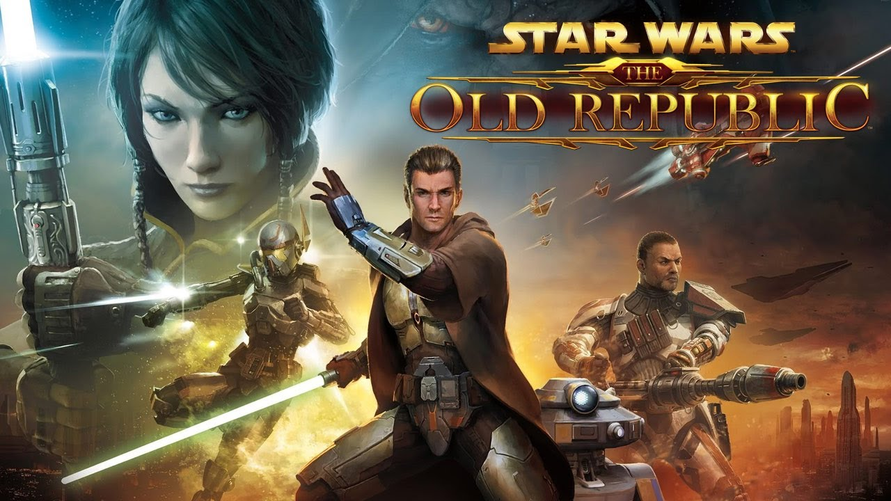 Star Wars The Old Republic Featured Image