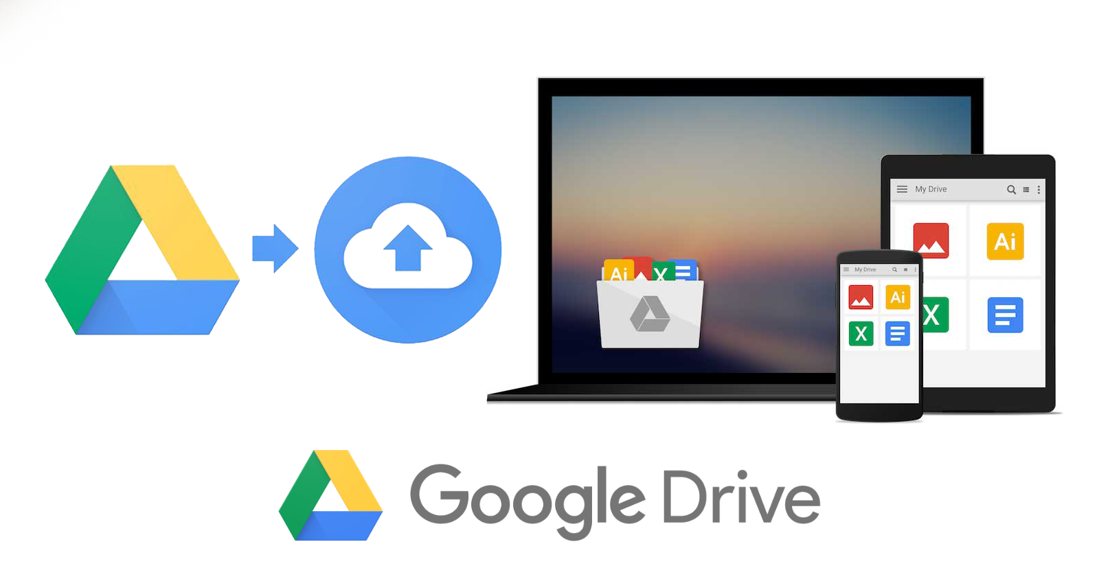 Google Backup And Sync BA Header