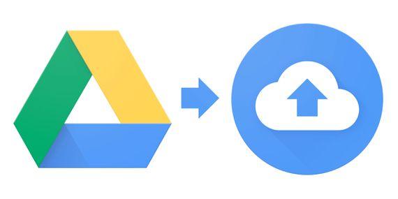 Google Drive to Backup Sync